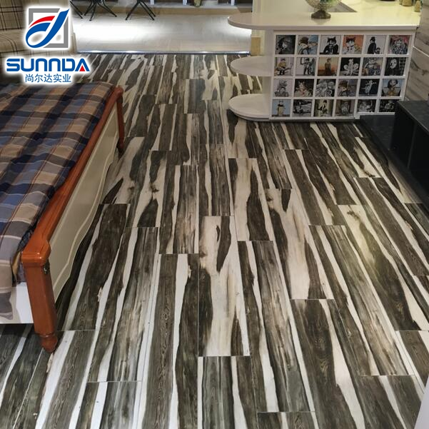 Sunnda 150x900 cheap floor tile,discontinued wood look porcelain tile