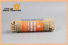 Sisal 3 Strand Twisted Rope/high quality/factory price