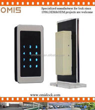 Omis high quality electronic cabin locker with touch screen keypad