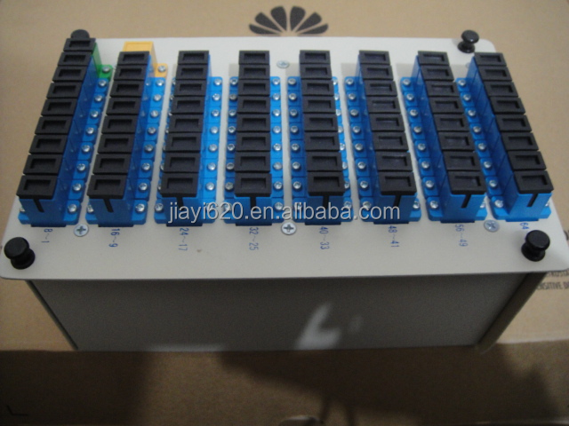 1*64 Optical PLC SC/UPC Splitter for FTTH/GPON/EPON <strong>Network</strong>