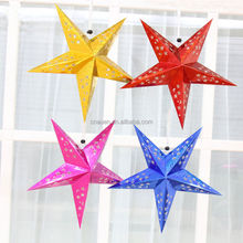 hot selling LED christmas star lights/star shape christmas decorations/led lights