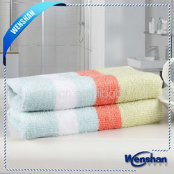 Wenshan High quality multicolor cotton gift towel set