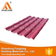 Cheap And High Quality construction different color painted pvc roofing