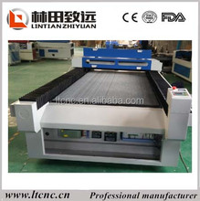 Industrial large size Ruida system cnc co2 150 watts wood 15mm mdf laser cutting machine