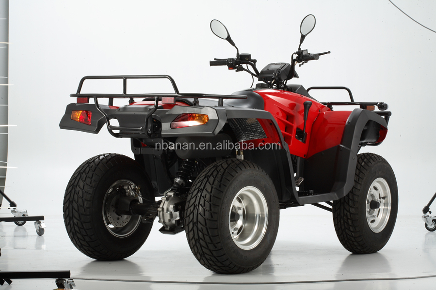 250cc 2WD/4WD ATV 4X4 Water Cooled 2 Seater CVT Four Wheel