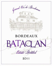 BATACLAN - BORDEAUX RED