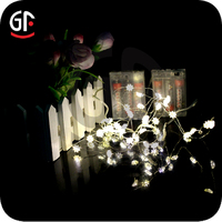 Festival Decoration Ideas String Lights With Bottle