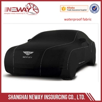 China factory price best belling high quality padded auto cover