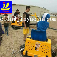 Christmas gift for 360 degree standard excavator,small child excavator