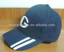 low profile microsanded cotton twill baseball hat