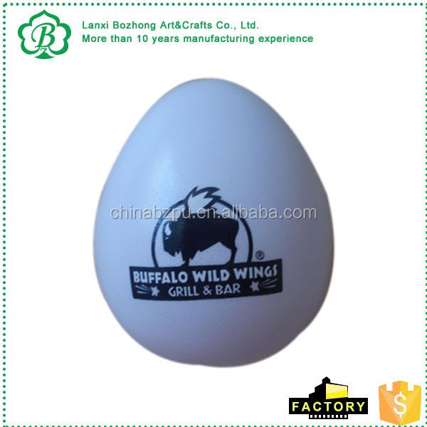 Best Prices custom design promotional food shape antistress ball with good prices