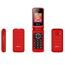 1.77inch Spreadtrum Flip Dual Sim Mobile Phone with Whatsapp