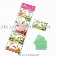 Hot sale Portable laundry paper soap for business