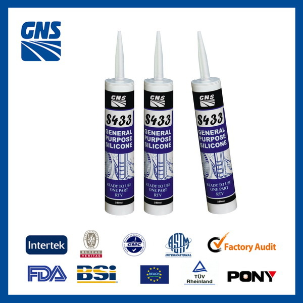 Brand new all purpose underwater silicone sealant made in China