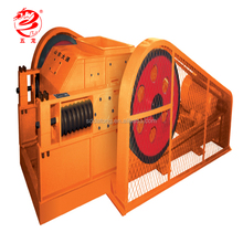 Artificial Double Roll Crusher for Stone Crushing