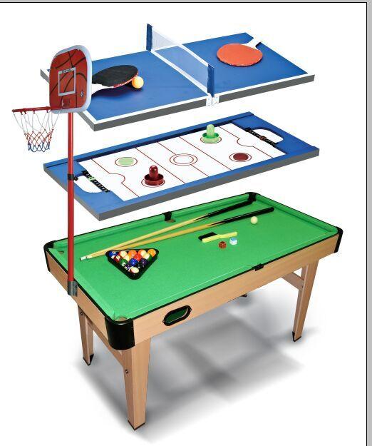 2016 nouveau 4 en 1 multifonctionnel ga table pour enfants for Table 4 en 1