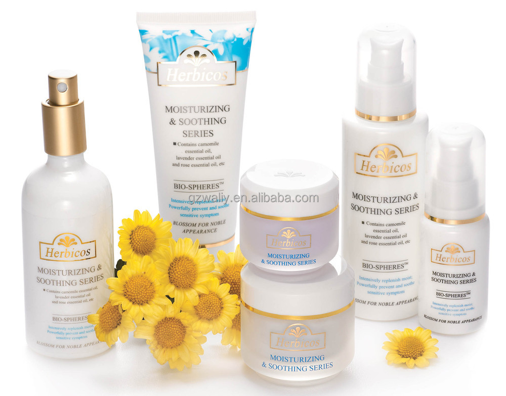 face moisturizing skin and soothing set