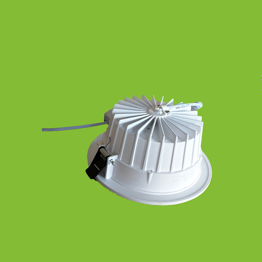 Best price of led downlights vs halogen made in China