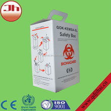 quality home care products medical disposable needle box
