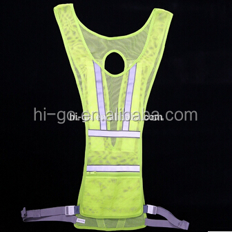 newly hot selling item products popular led reflective vest
