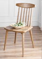 Wood Timber Bistro Chair C1360