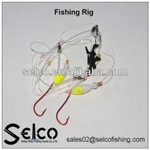 high quality sabiki with hook,fishing rigs