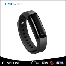 Customized Color Waterproof Smart Bracelet Watch, fitness band
