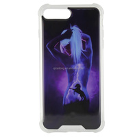 Sublimation Innovation Strong Stick Selfie Anti-gravity Cell Phone Case For iphone 7 plus