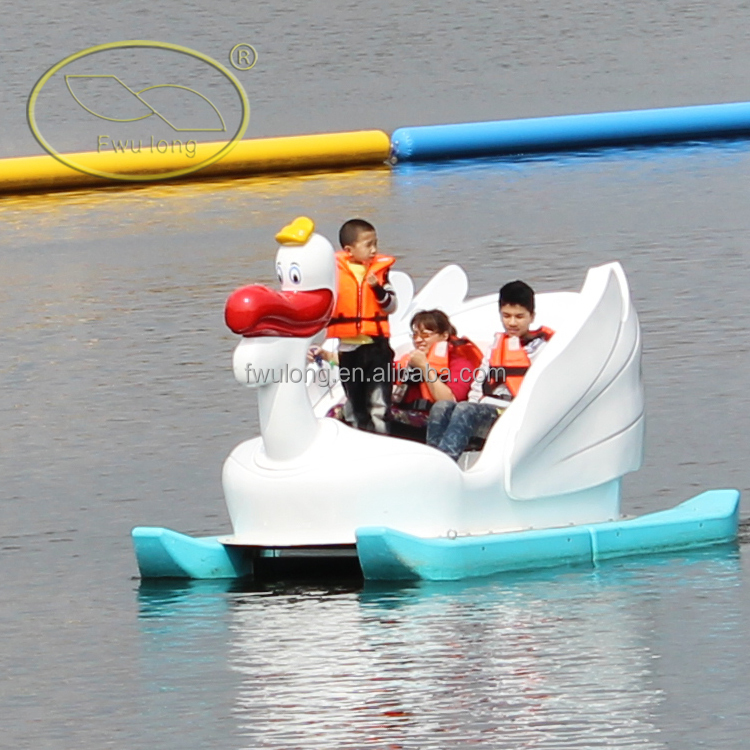 NIQC products water pedal boat for sale