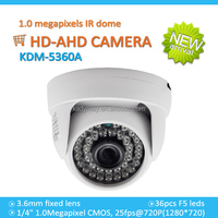 Home security new product 1.0MP 720P AHD economic cctv camera