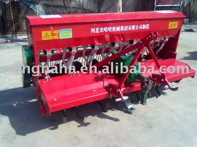 No-tillage wheat seeder,no tillage planter,seed drill
