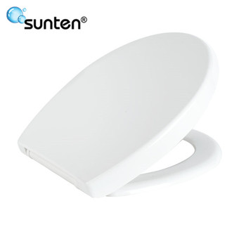 Top Quality Soft Close Oval Shape Toilet Seat Covers