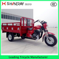 OEM motorcycle truck 3-wheel cargo tricycle made in China 150cc200cc250cc300cc