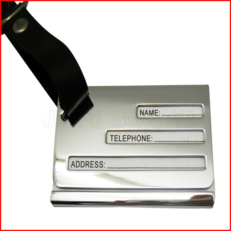 wholesale personalized travel luggage tag