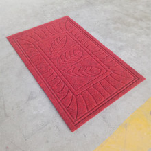 China carpet cheap price anti-slip factory velour door mat