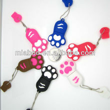 Lovely cute feet Pvc usb pen,different cute design usb flash free keychain usb memory disk