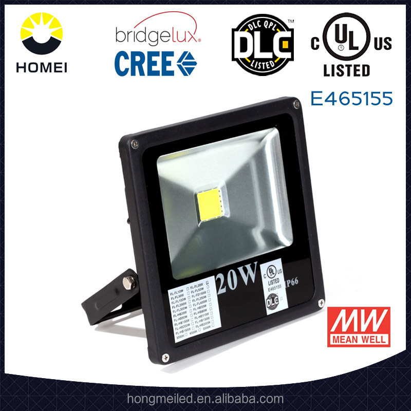 IP66 UL cUL DLC outdoor flood light LED led replacement halogen
