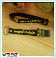 soft pvc rubber Keychain,Promotional cheapest PVC key chain