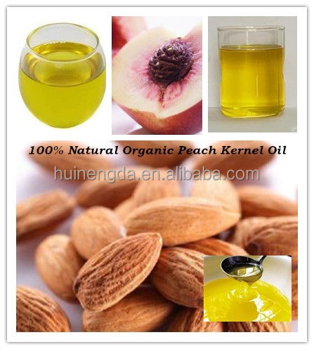 Favorable Price and High Purity Organic Peach Kernel Oil