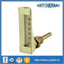 facroty high quality non mercury thermometer fever glass tube