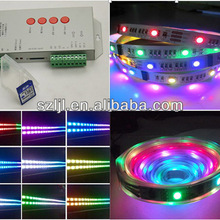 SPI Controller DC5V 32Pixels/m TM1803 LED Digital Strip(CE&RoHS Approval)