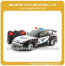 Electric-R/C Set 1:18 PVC R/C police car