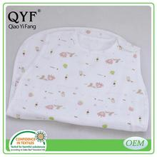 MOS 047 Wholesales 100 cotton muslin double sleeping bag