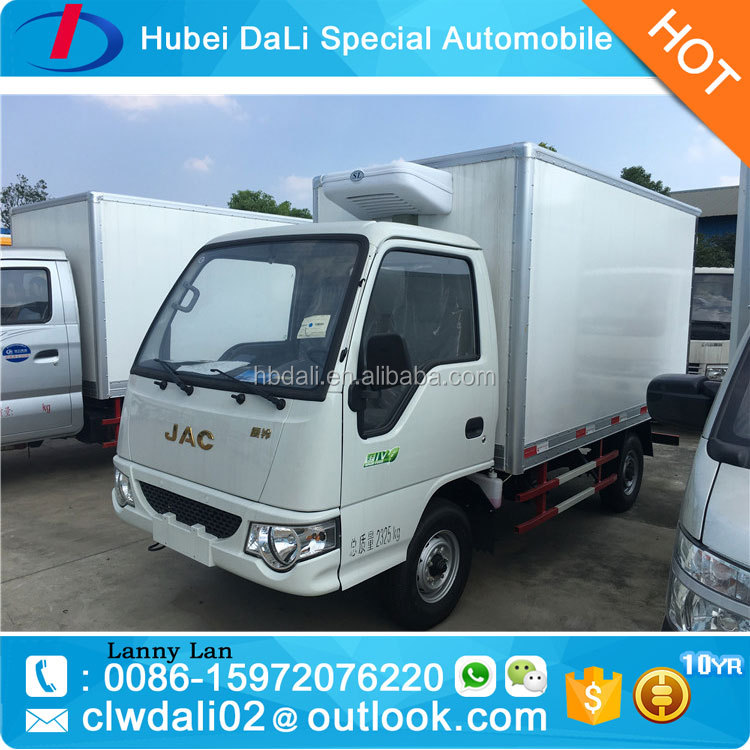 JAC Refrigerator Cooling Van,Mobile Cold Room,Refrigerated vehicle For Sale
