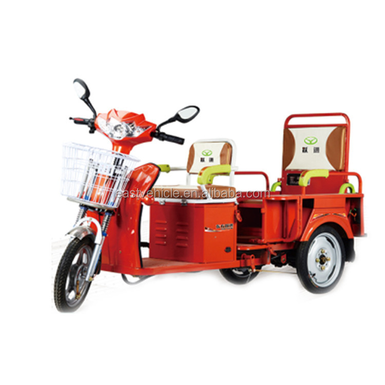 Chinese Factory Electric Tricycle For 2 Person