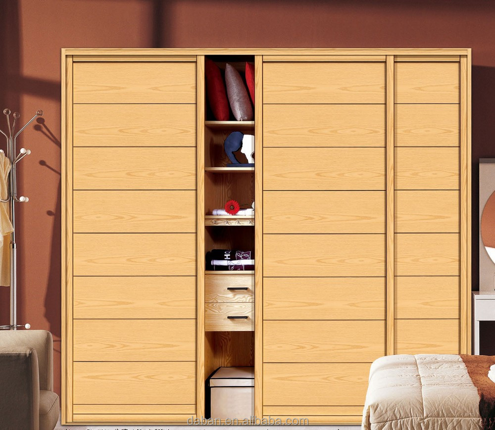 High Level Mdf Bedroom Wardrobe Furniture Design Almirah Wardrobe