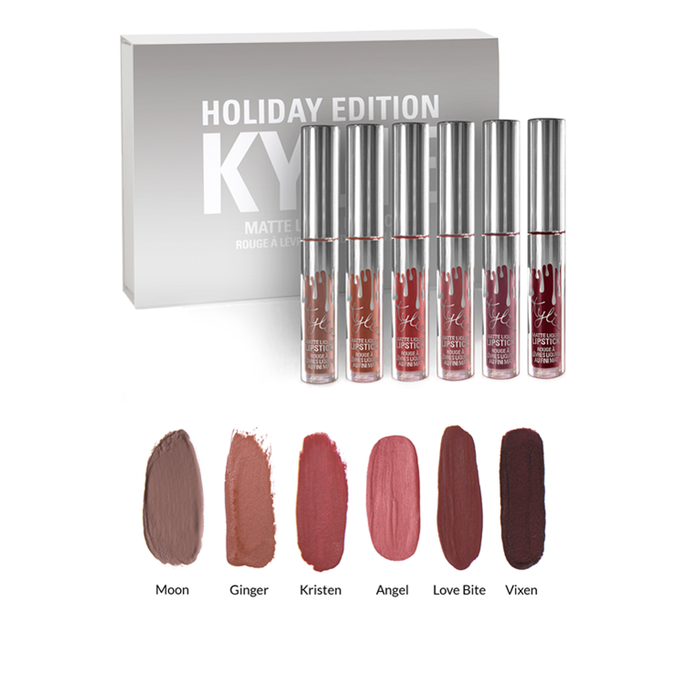Best selling Kylie Cosmetics HOLIDAY EDITION KYLIE By Kylie cosmetics manufactured in China