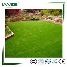 Waterproof synthetic turf landscape artificial grass