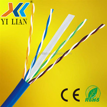 cheap price cat6 cat5 computer network cable color code data cable for internet