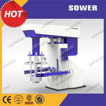 SOWER Basket Mill (Pearl Mill) For Coating,Paint,Ink,Nano abrasive